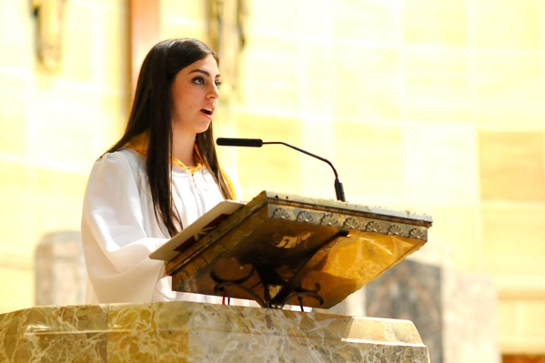 graduation liturgy Liturgy should be a central aspect of graduation rituals in catholic schools, but a form other than mass might be a better, more inclusive, choice possibilities include evening prayer or a liturgy of the word.